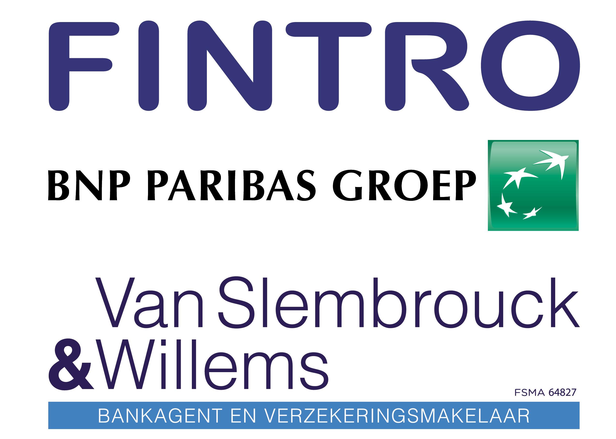 Logo Van Slembrouck Bank & Verzekeringen