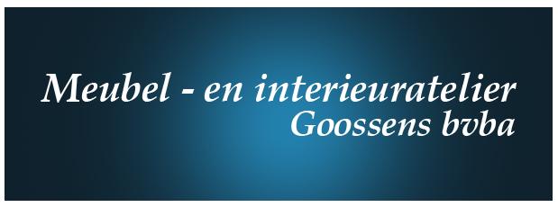Logo Goossens Kunstwerkstede