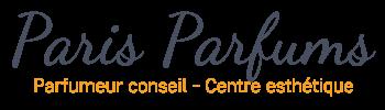 Logo Paris Parfums