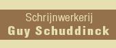 Logo Schrijnwerkerij Guy Schuddinck