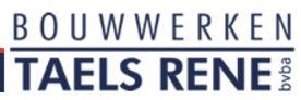 Logo Taels René Bouwwerken