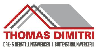 Logo Thomas Dimitri Dakwerken