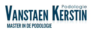 Logo Vanstaen Kerstin Master in podologie