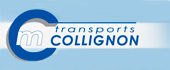 Logo Collignon M Transports