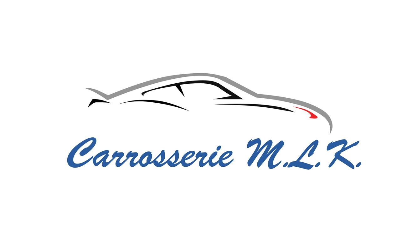 Logo Carrosserie MLK