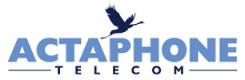 Logo Actaphone