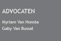 Logo Advocatenkantoor Van Honste