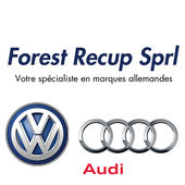 Logo Forest Recup VW AUDI