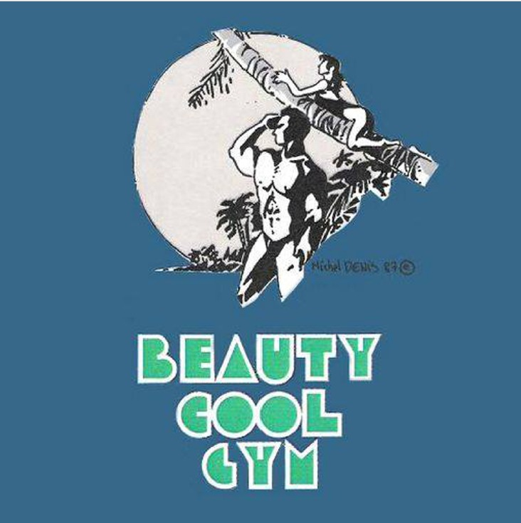 Logo Beauty Cool Gym