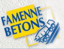 Logo Famenne Bétons