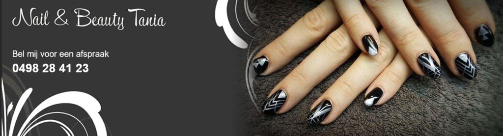 Logo Nail & Beauty Tania