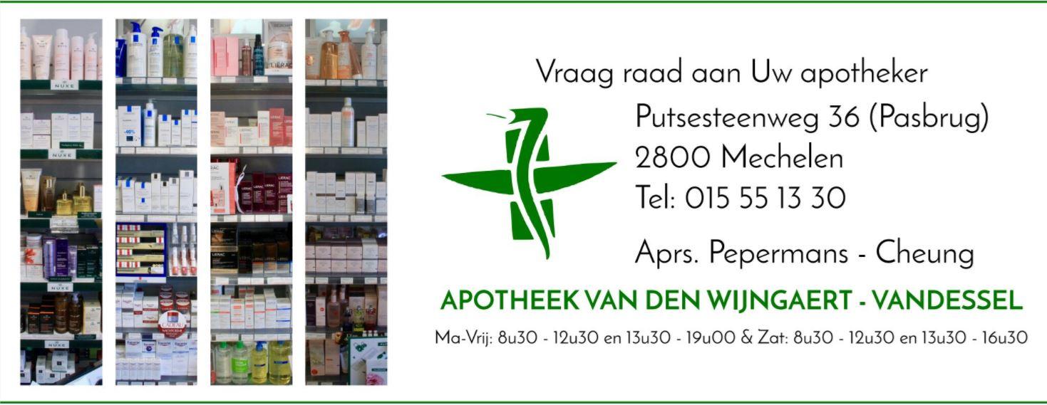 Logo Van den Wyngaert - Vandessel