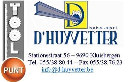 Logo D'Huyvetter