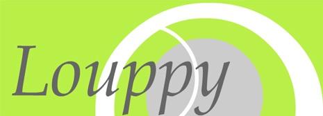 Logo Louppy Salon