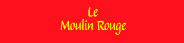 Logo Le Moulin Rouge