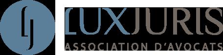 Logo Luxjuris - Avocats Associés