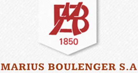 Logo Boulenger Marius