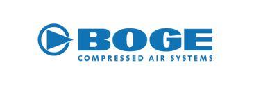 Logo Boge Compresseurs/Compressoren