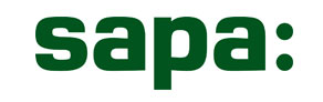 Logo Sapa Building Systems nv-sa