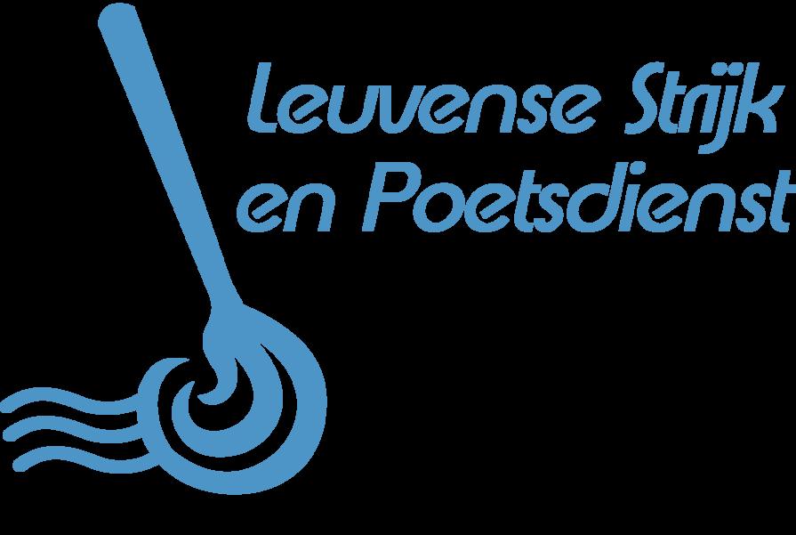 Logo Leuvense Strijk- en Poetsdienst