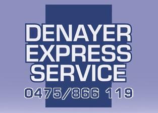 Logo Denayer Express Service