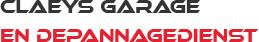 Logo Claeys Depannagedienst