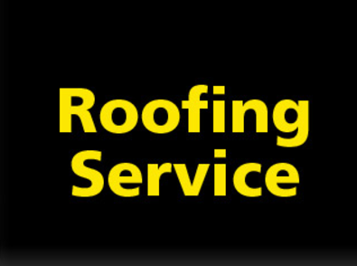 Logo Roofing Service