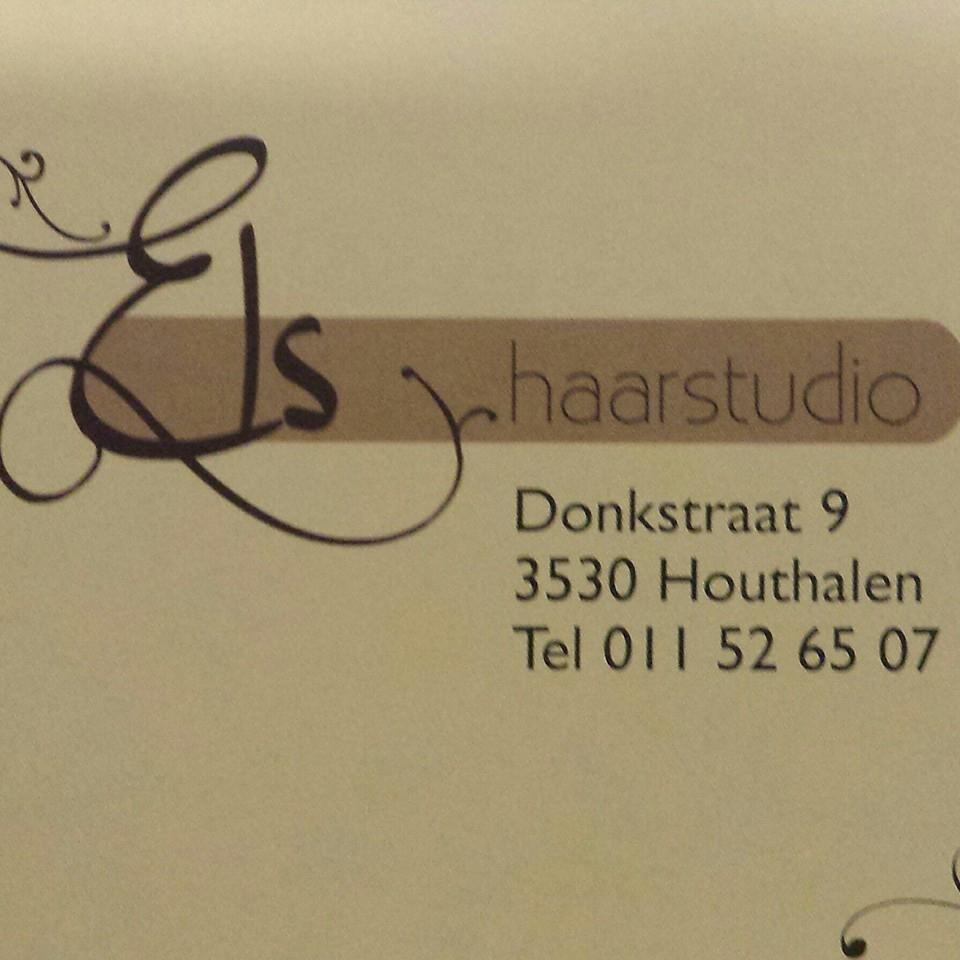 Logo Els Haarstudio