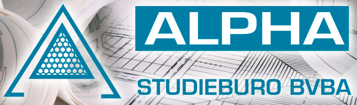 Logo Alpha Studieburo