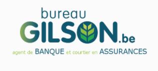 Logo bureaugilson.be CRELAN