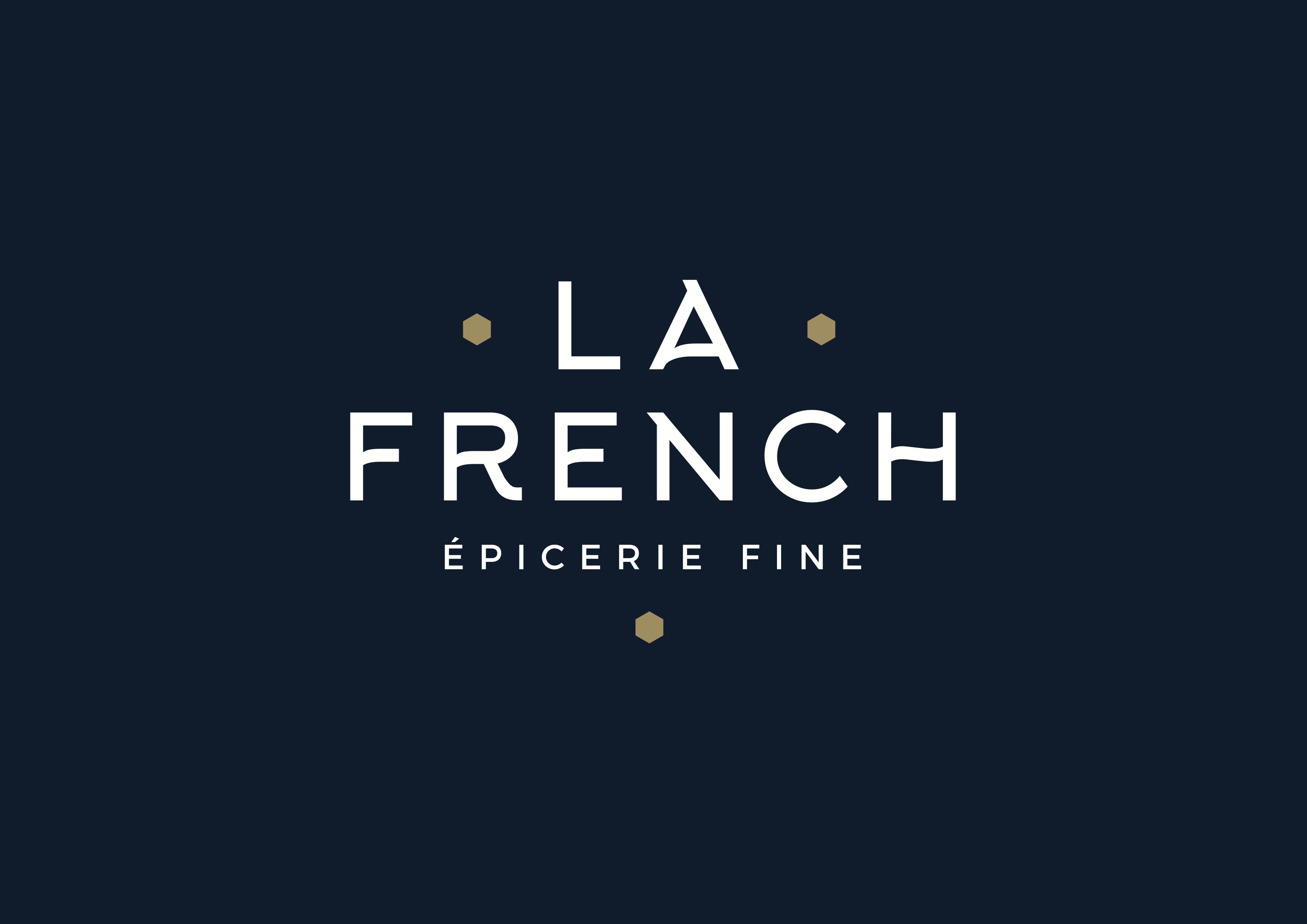 Logo La French Epicerie