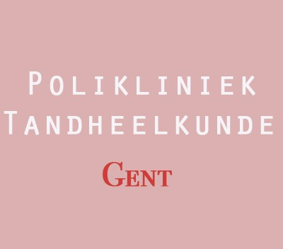 Logo Polikliniek tandheelkunde Gent