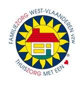 Logo Familiezorg West-Vlaanderen vzw