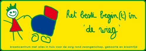 Logo Kraamcentrum 'de wieg'