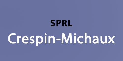 Logo SPRL Crespin-Michaux