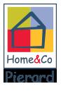 Logo Pierard Home & Co