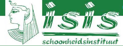 Logo Schoonheidsinstituut Isis