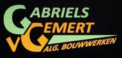 Logo Algemene bouwwerken Gabriels - Van Gemert