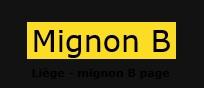 Logo Mignon Bernard