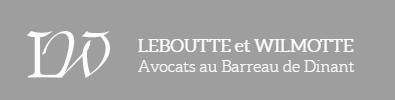 Logo Leboutte & Wilmotte, Avocats associés