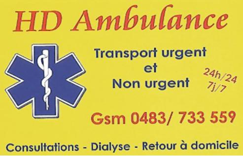 Logo HD Ambulance