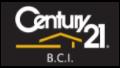 Logo CENTURY 21 B.C.I. THUIN