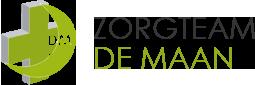 Logo Zorgteam De Maan Antwerpen