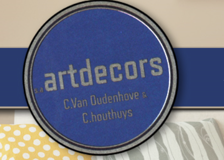 Logo Artdecors J P Van Oudenhove