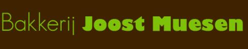 Logo Bakkerij Joost Muësen