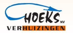 Logo Hoeks Verhuizingen