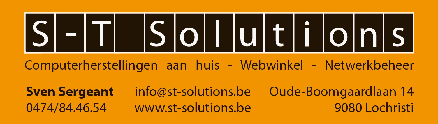 Logo S-T Solutions