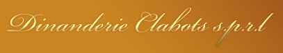 Logo Dinanderie Clabots