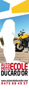 Logo Auto-Moto-Ecole du Car d'Or ('l)