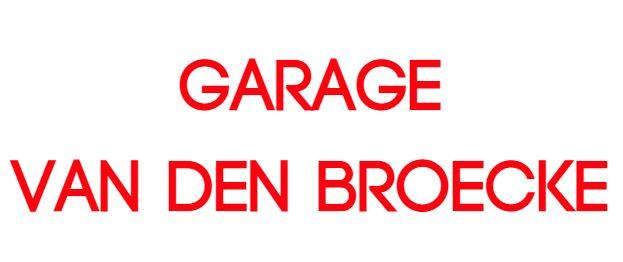 Logo Garage Van den Broecke